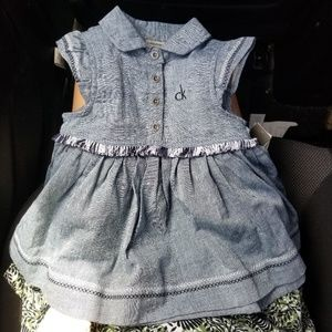 NTW Calvin Klein dress